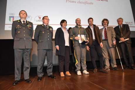 Firenze, 14-3-17: Pegaso per lo sport 2017