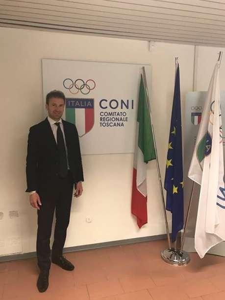 Firenze, 4-3-17: Elezione del Presidente CONI Toscana Salvatore Sanzo