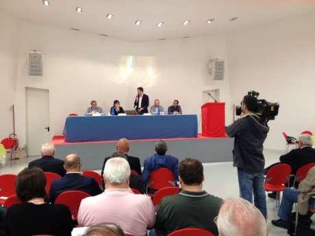 Siena, 9-6-16: siglato accordo Regione Toscana-CONI Toscana per accesso allo sport dei giovani con disagio economico